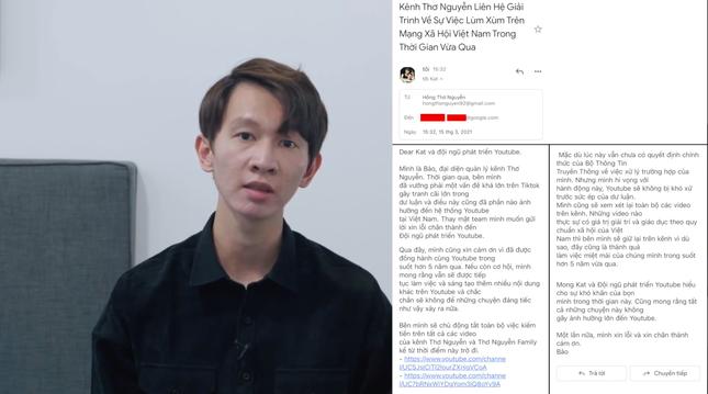 """Thơ Nguyễn tuyên bố """"lui về ở ẩn"""", fan an ủi: Sóng gió dư luận là nền móng tương lai! ảnh 2"""