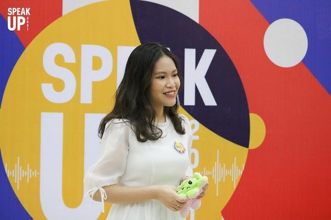 """Ấn tượng với dàn thí sinh tài năng tại Vòng Sơ khảo """"Speak Up 2021"""" của sinh viên Báo chí ảnh 10"""