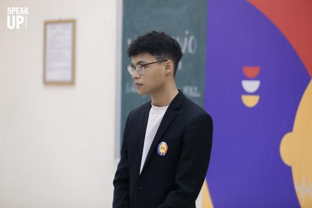 """Ấn tượng với dàn thí sinh tài năng tại Vòng Sơ khảo """"Speak Up 2021"""" của sinh viên Báo chí ảnh 11"""