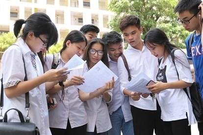 Bộ GD&ĐT chính thức chốt phương án thi tốt nghiệp THPT Quốc gia năm 2021 ảnh 2