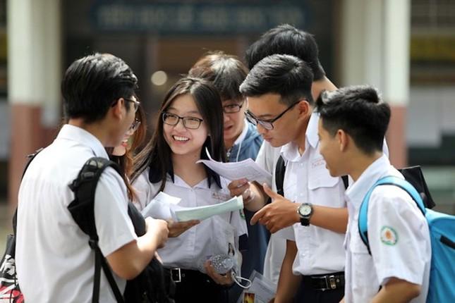 Bộ GD&ĐT chính thức chốt phương án thi tốt nghiệp THPT Quốc gia năm 2021 ảnh 1