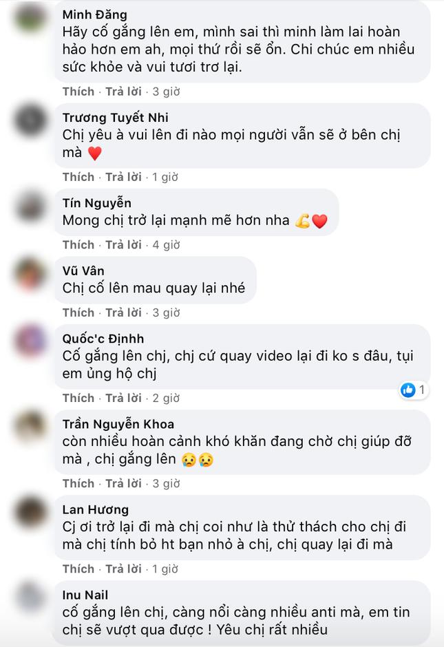 """YouTuber Thơ Nguyễn đăng đàn giải thích trên Facebook cá nhân: """"Lỗi của chị là quá tự tin"""" ảnh 3"""