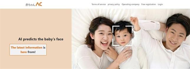 Phần mềm dự đoán khuôn mặt đứa con tương lai bằng trí tuệ nhân tạo AI, bạn đã thử chưa? ảnh 2