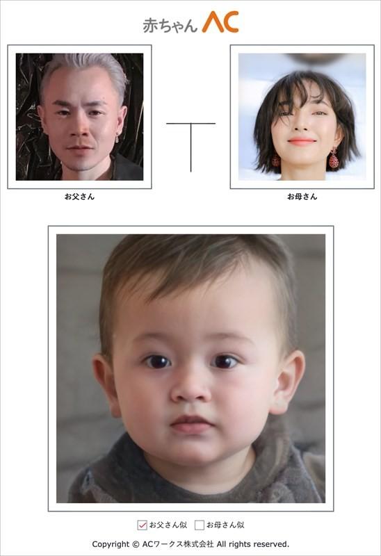 Phần mềm dự đoán khuôn mặt đứa con tương lai bằng trí tuệ nhân tạo AI, bạn đã thử chưa? ảnh 7
