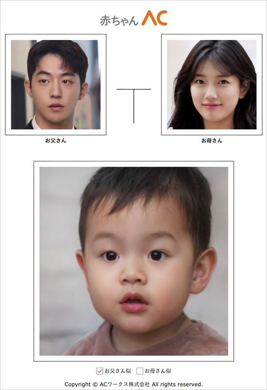 Phần mềm dự đoán khuôn mặt đứa con tương lai bằng trí tuệ nhân tạo AI, bạn đã thử chưa? ảnh 5