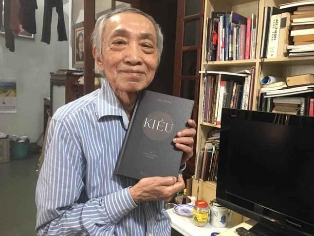 Truyện Kiều, bản chuyển ngữ tiếng Anh của Dương Tường, vừa 'chào đời' ảnh 3