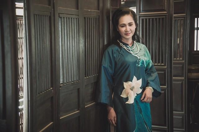 'Mẹ chồng quốc dân' Lan Hương nói không với dao kéo ảnh 4