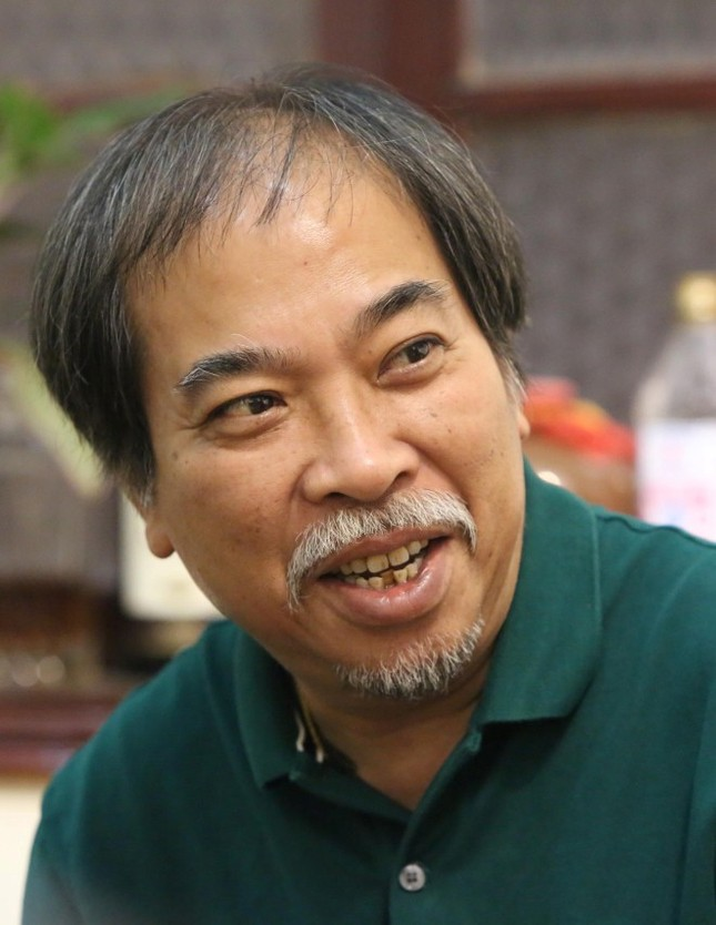 Tân Chủ tịch Hội Nhà văn Việt Nam: Việc cần làm lúc này, là chúng tôi phải đoàn kết lại! ảnh 1