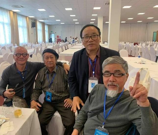 Tân Chủ tịch Hội Nhà văn Việt Nam: Việc cần làm lúc này, là chúng tôi phải đoàn kết lại! ảnh 3