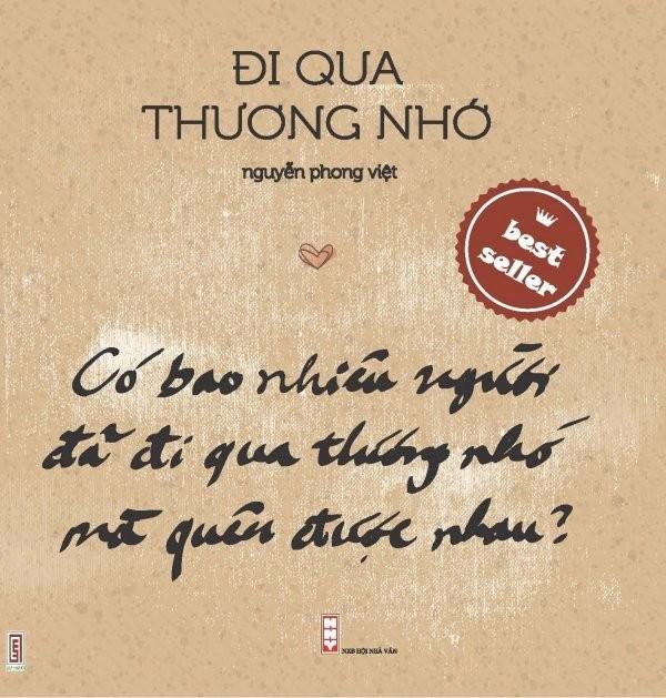 Nhà thơ bestseller Nguyễn Phong Việt tiết lộ về quà giáng sinh tặng độc giả ảnh 1