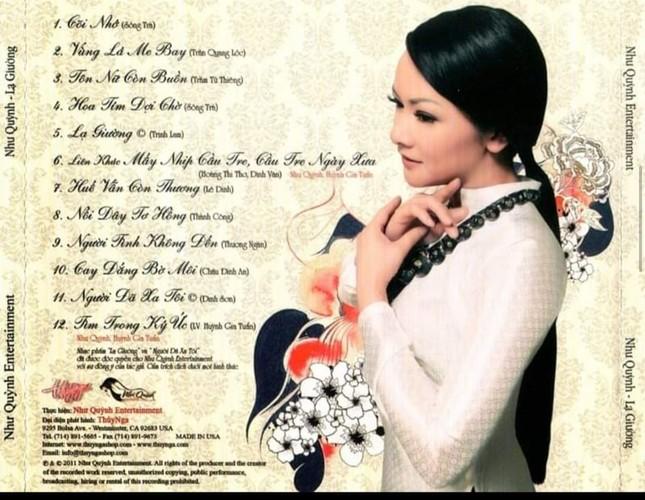 Danh ca Phương Dung 'bỏ phiếu' cho Như Quỳnh ở ca khúc nào? ảnh 3