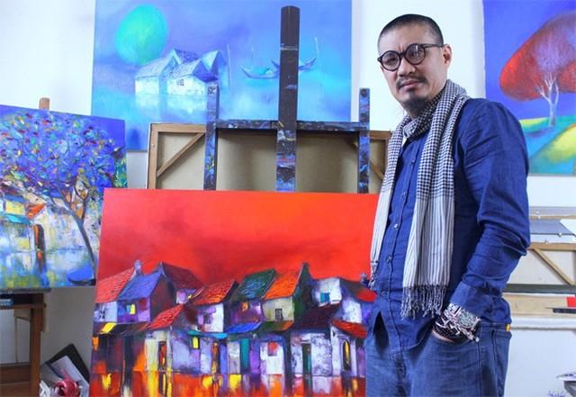 Họa sỹ Đào Hải Phong: 'Chia tay' đồ hiệu đã 10 năm nay ảnh 3
