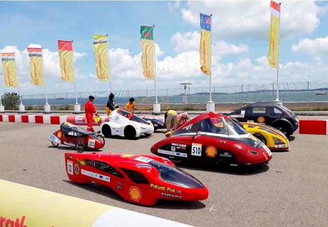 Xe nhiên liệu của sinh viên Lạc Hồng tiếp tục vô địch châu Á ảnh 1