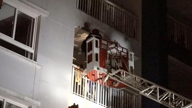 13 người chết, 14 người bị thương trong đám cháy chung cư ở Sài Gòn ảnh 5
