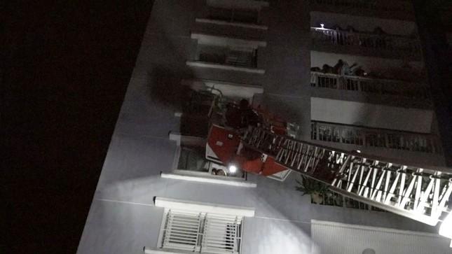 13 người chết, 14 người bị thương trong đám cháy chung cư ở Sài Gòn ảnh 4