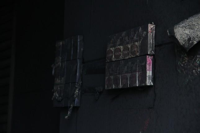 Hiện trường vụ cháy chung cư làm 13 người chết ở Sài Gòn ảnh 5