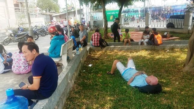 Hiện trường vụ cháy chung cư làm 13 người chết ở Sài Gòn ảnh 12