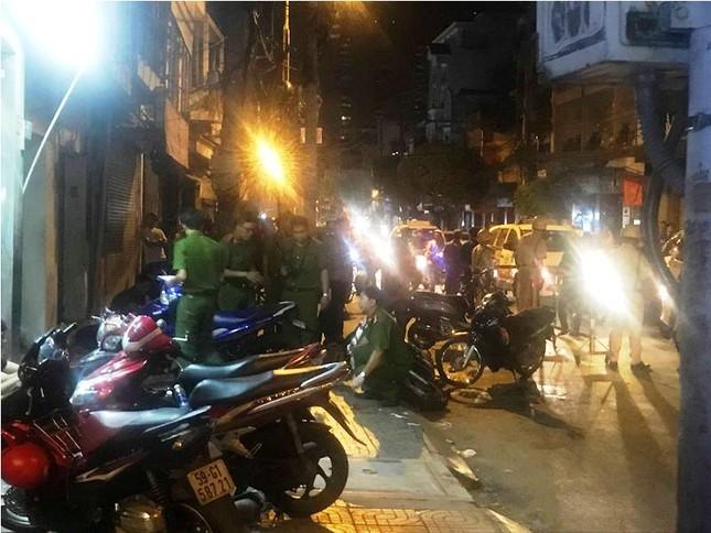 Xác định được nghi can trộm xe SH, đâm chết hiệp sĩ ở Sài Gòn ảnh 2