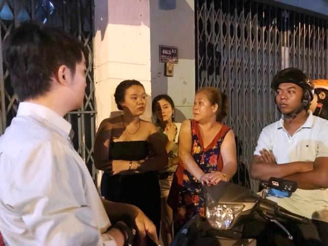 Nhân chứng bàng hoàng kể lại giây phút hiệp sĩ bị đâm chết ở Sài Gòn ảnh 3