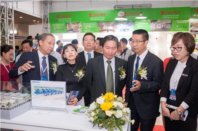 Triển lãm công nghệ và thiết bị điện quốc tế lớn nhất Việt Nam ảnh 1