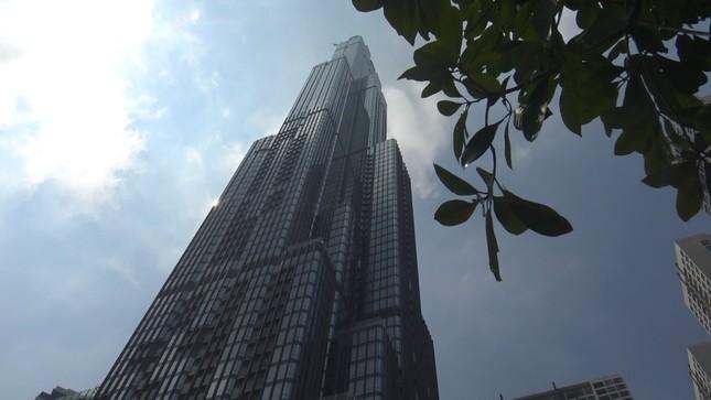 'Người nhện' đu dây trên toà nhà cao nhất Việt Nam cứu nạn nhân gặp hỏa hoạn ảnh 13