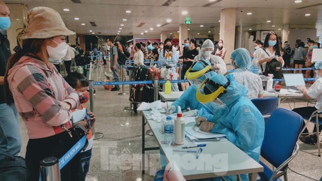 Khách khai báo y tế không đúng 'hành' nhân viên kiểm dịch ở sân bay Tân Sơn Nhất ảnh 5