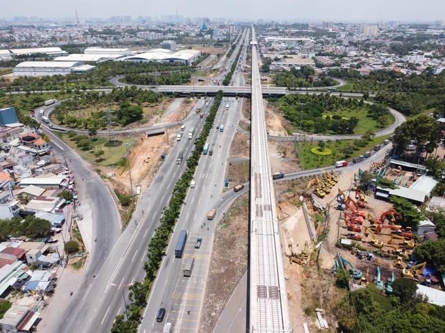 Hoàn trả hơn 4100 tỉ đồng dự án metro số 1 cho ngân sách TPHCM ảnh 1