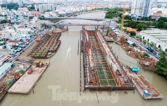Toàn cảnh đại dự án chống ngập 10.000 tỉ đồng ở TPHCM trước mùa mưa ảnh 2
