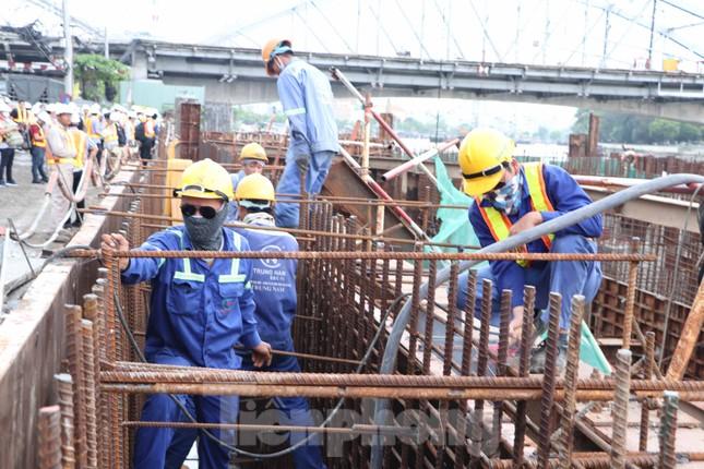 Toàn cảnh đại dự án chống ngập 10.000 tỉ đồng ở TPHCM trước mùa mưa ảnh 3