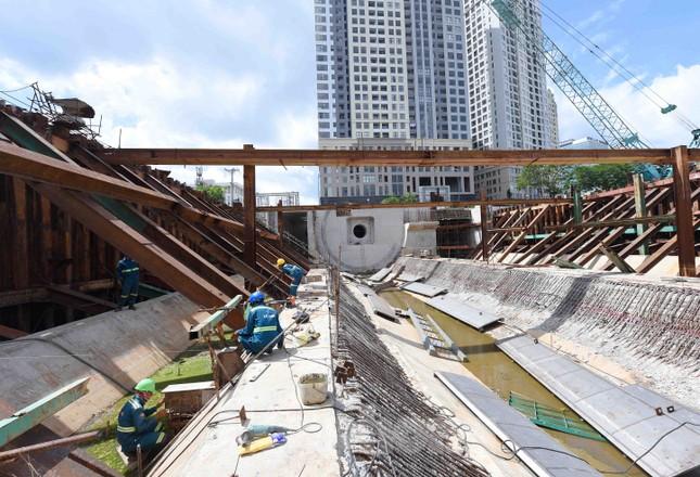 Toàn cảnh đại dự án chống ngập 10.000 tỉ đồng ở TPHCM trước mùa mưa ảnh 11