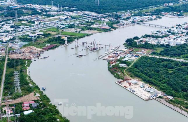 Toàn cảnh đại dự án chống ngập 10.000 tỉ đồng ở TPHCM trước mùa mưa ảnh 12