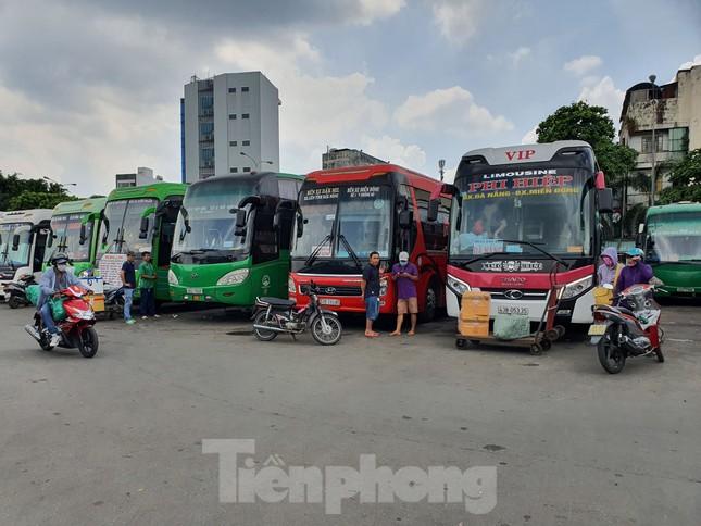 TPHCM dừng toàn bộ xe khách đến Đà Nẵng, xe đi qua không được dừng đón khách ảnh 1
