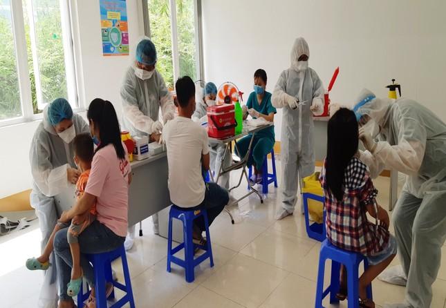 TPHCM: 14.094 người về từ Đà Nẵng được lấy mẫu xét nghiệm ảnh 1