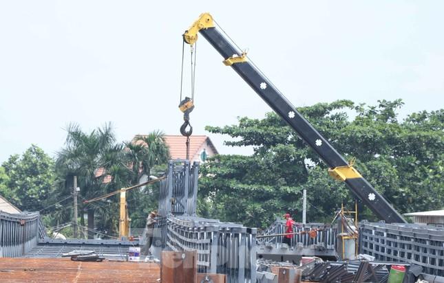 Cận cảnh cây cầu thay thế bến phà cuối cùng trong nội thành Sài Gòn ảnh 2