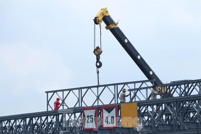 Cận cảnh cây cầu thay thế bến phà cuối cùng trong nội thành Sài Gòn ảnh 5