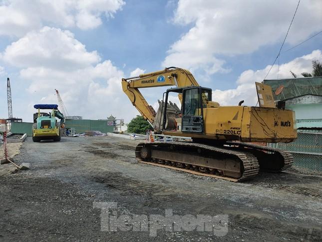 Cận cảnh cây cầu thay thế bến phà cuối cùng trong nội thành Sài Gòn ảnh 6