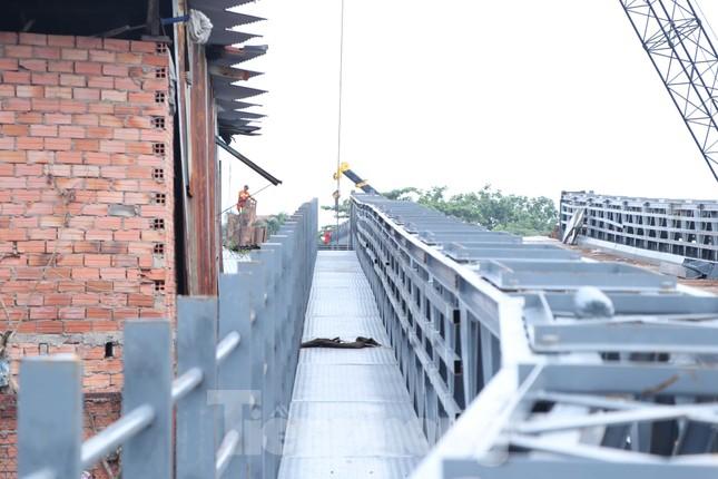 Cận cảnh cây cầu thay thế bến phà cuối cùng trong nội thành Sài Gòn ảnh 8