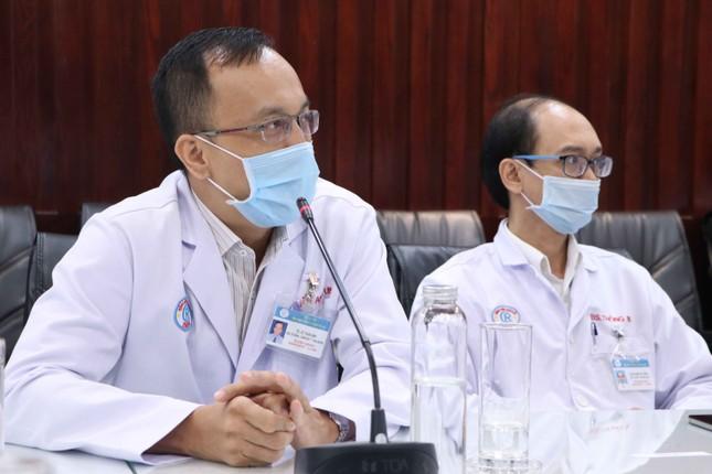 Bệnh viện Chợ Rẫy hội chẩn khám bệnh từ xa cho bệnh nhân khắp miền Nam ảnh 2