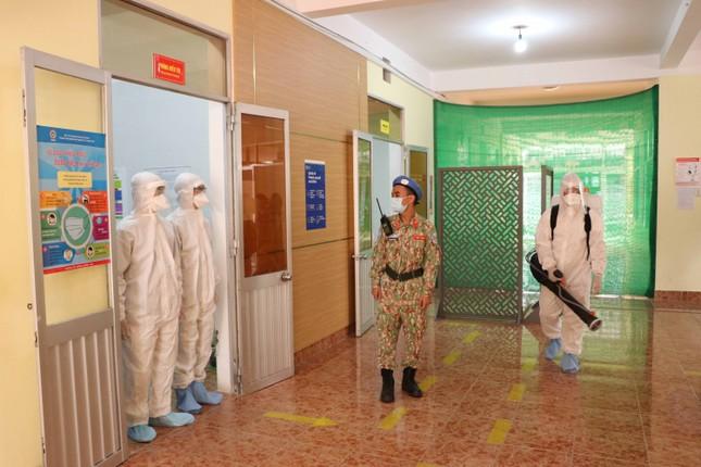 Cận cảnh bác sĩ Bệnh viện dã chiến luyện tập trước giờ lên đường đi Nam Sudan ảnh 6