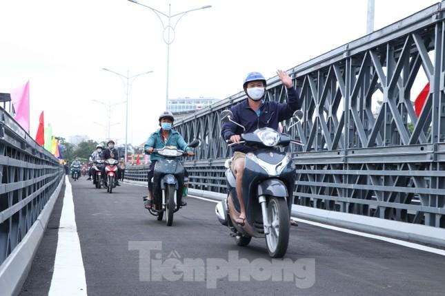 Người dân Sài Gòn thoát cảnh 'qua sông lụy đò' ảnh 5