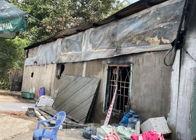 Hiện trường tang thương trong vụ cháy khiến gia đình 6 người tử vong ảnh 4