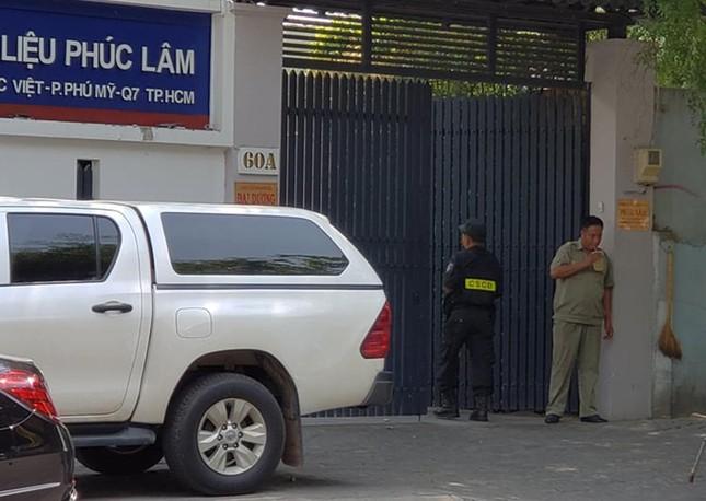 Công an khám xét Công ty Cổ phần nhiên liệu Phúc Lâm, bắt tạm giam giám đốc ảnh 1