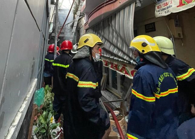 Lộ nguyên nhân 8 người chết thương tâm trong đám cháy ở TPHCM  - Ảnh 2.
