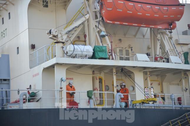 Cận cảnh 2 đoàn tàu tuyến Metro số 1 cập cảng TPHCM ảnh 4