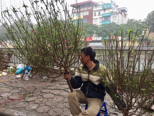 Chiều 30 Tết: Dân thủ đô đội mưa mua hoa 'giá bèo' ảnh 7