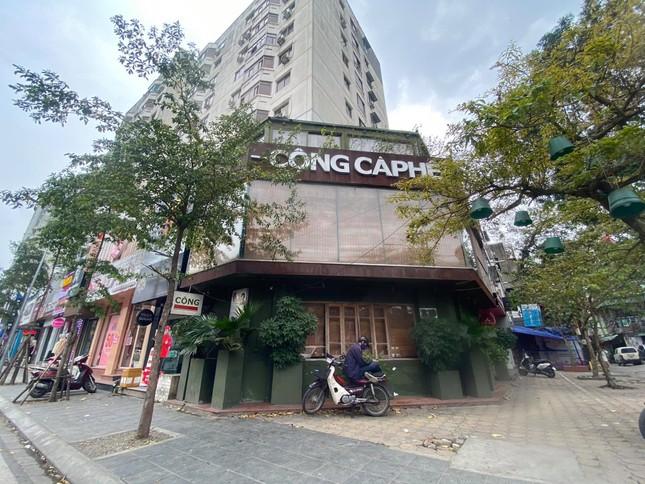 Ngày đầu Hà Nội thực hiện 'lệnh' đóng cửa hàng quán ảnh 6