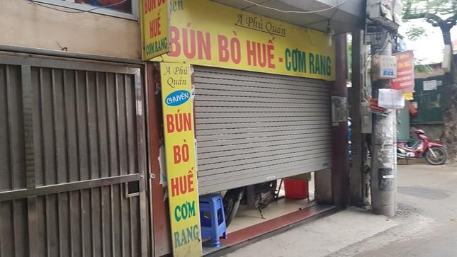 Ngày đầu Hà Nội thực hiện 'lệnh' đóng cửa hàng quán ảnh 5