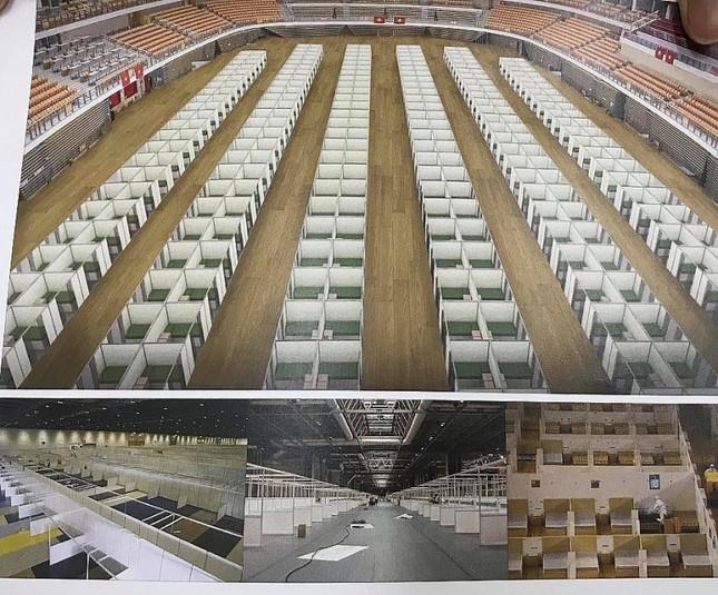 Bộ Xây dựng sẵn sàng hỗ trợ Đà Nẵng xây dựng bệnh viện dã chiến ảnh 1