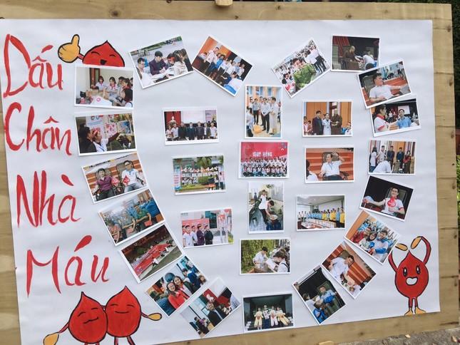 Nhiều thầy thuốc trẻ hiến máu Chủ nhật Đỏ ở Thái Bình ảnh 1