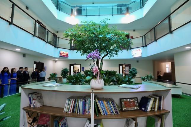 Khánh thành Không gian xanh tại trụ sở Trung ương Đoàn  ảnh 2